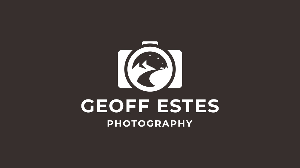 Geoff Estes Photography Identity Design